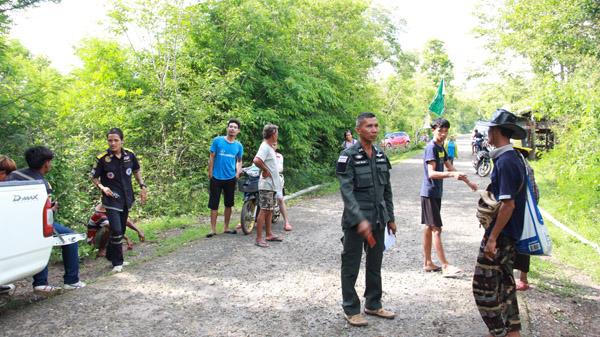 โล่งอกทั้งบาง! หลังระดมกำลังปูพรมค้นหาลุงบุรีรัมย์ 50 ปีหลงป่านานกว่า 8 ชม. เจอตัวปลอดภัย