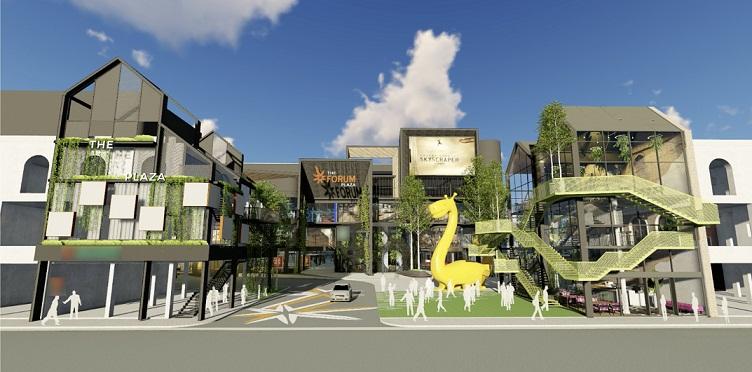 ALLขยายอาณาจักรสู่อีอีซี แตกไลน์ธุรกิจ Shopping Mall ชลบุรี หนุนรายได้ค่าเช่าโต 10%