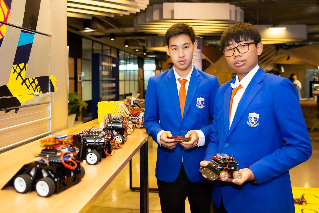 """อนันดา เออร์เบินเทค หนุนงาน """"World Robot Games Thailand Championship 2019"""" มุ่งส่งเสริมการศึกษา-สร้างประสบการณ์ นวัตกรรมและเทคโนโลยีล้ำสมัย"""
