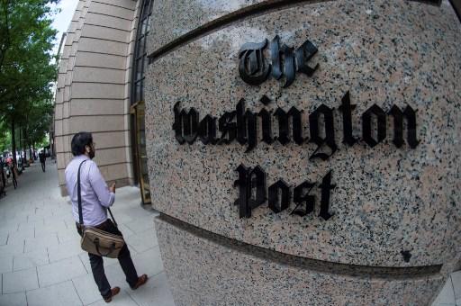 จีนสั่งแบนเว็บข่าว The Washington Post และ The Guardian (แฟ้มภาพเอเอฟพี)