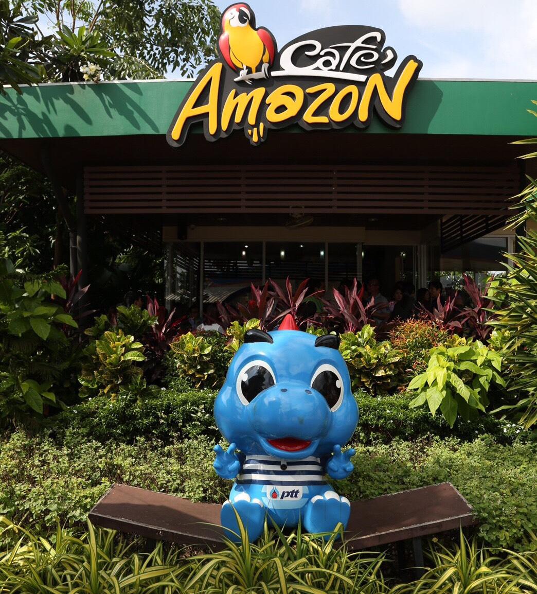 """PTTORคงแผนขยาย""""อเมซอน""""400สาขา จับตา""""สตาร์บัคส์""""ในไทยหลัง""""เจริญ""""คุม"""