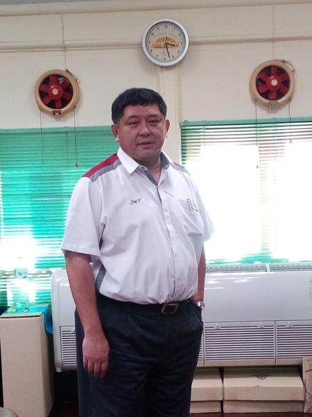 นายวรวุฒิ มาลา รองผู้ว่าการการรถไฟแห่งประเทศไทย