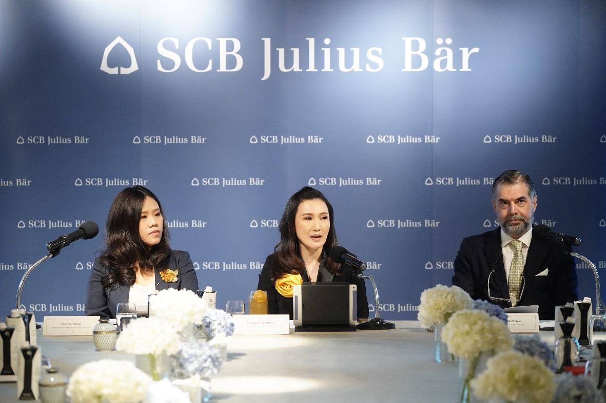 """""""ไทยพาณิชย์ จูเลียส แบร์"""" เผย """"รายงานความมั่งคั่ง"""" เจาะลึกผู้มั่งคั่งในไทย พร้อมต่อยอดสู่ระดับโลก"""