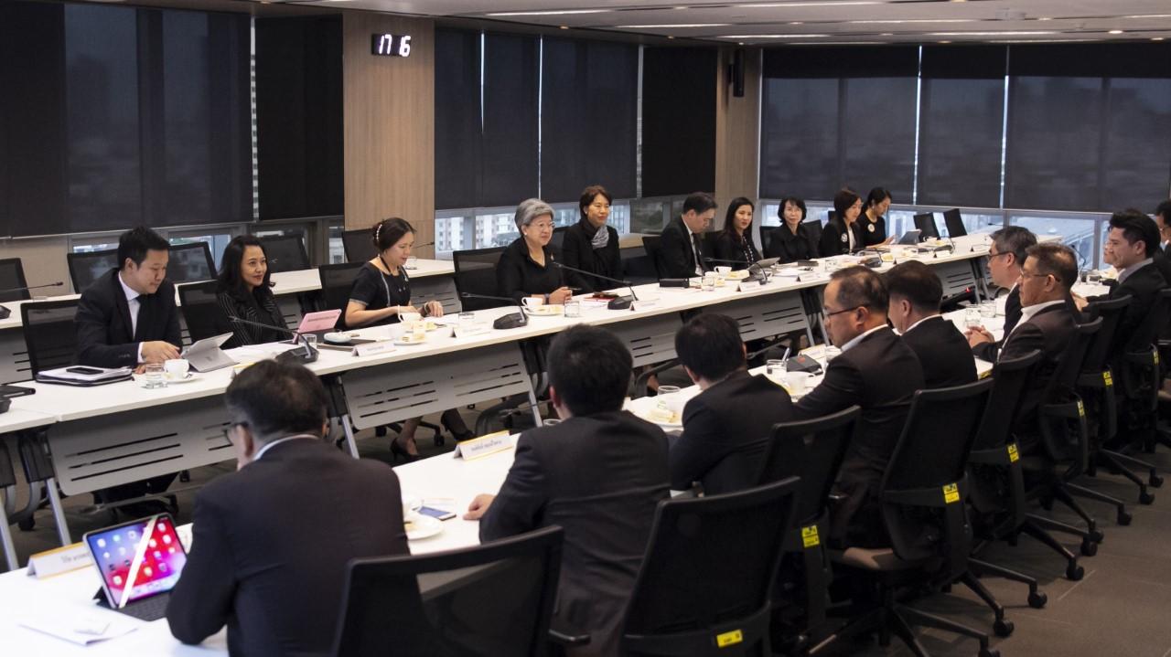 ก.ล.ต. หารือชมรมวาณิชธนกิจ สมาคมบริษัทหลักทรัพย์ไทย (Investment Banking Club) เพื่อเพิ่มประสิทธิภาพการกำกับดูแลการระดมทุน