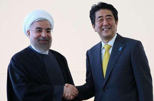 """อิหร่านจะขอให้ """"อาเบะ"""" ช่วยเป็นคนกลางคุยผ่อนคว่ำบาตรสหรัฐฯ"""