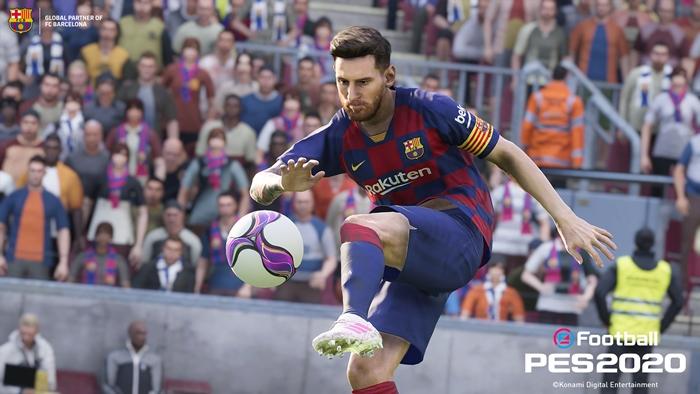 """E3: โคนามิ พลิกโฉม PES 2020 กับนิยามของ """"อีฟุตบอล"""""""