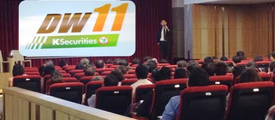 บมจ.หลักทรัพย์กสิกรไทย คลอด DW11 อีก 9 รุ่นใหม่  ลงตลาดฯ