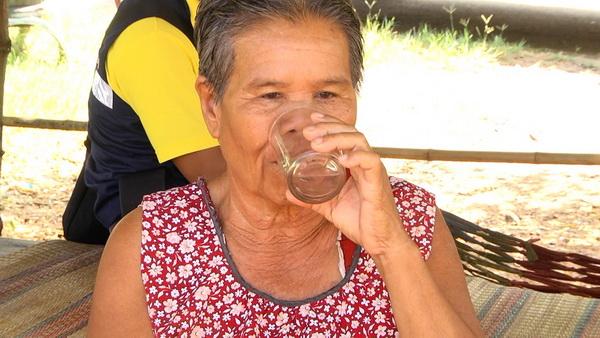 ชาวบ้านที่หลงเชื่อ ส่วนใหญ่เป็นผู้เฒ่าผู้แก่ที่มีอาการปวดเมื่อยตามสังขาร
