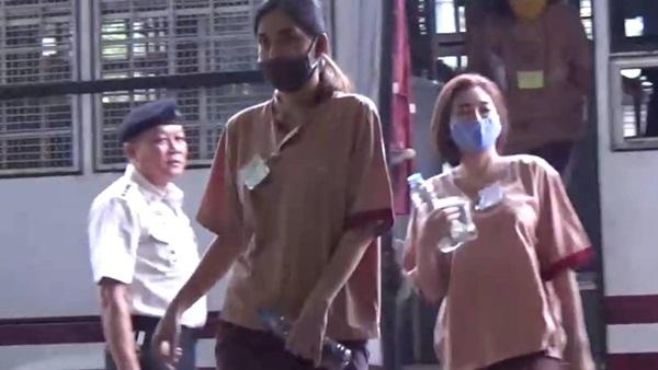 """ศาลประหารชีวิต """"อ้อแอ้"""" ขนยาอีจากฮอลแลนด์เข้าไทย แต่รับสารภาพเหลือจำคุกตลอดชีวิต ส่วนจำเลยอีก 2 รอด"""