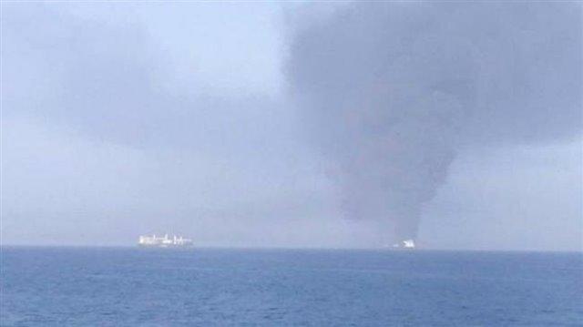 ด่วน! เรือบรรทุกน้ำมันสองลำคาดถูกโจมตีในอ่าวโอมาน