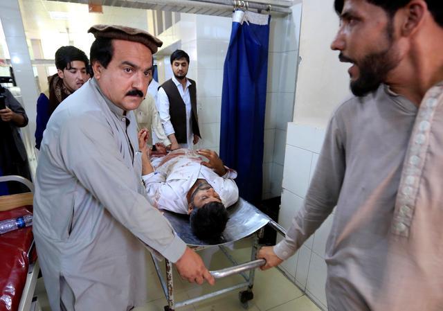 คนร้ายระเบิดรถตำรวจอัฟกานิสถาน ตาย 9 ศพ