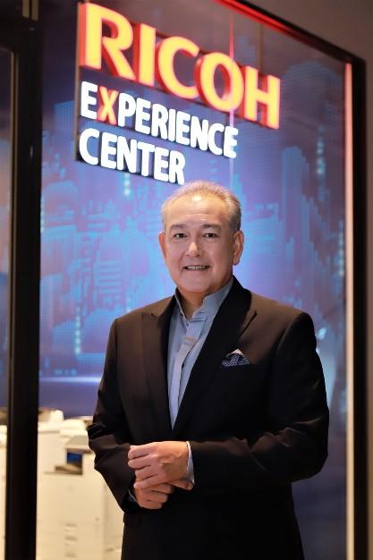 """ริโก้ เปิดตัว Ricoh Experience Center เพื่อเปิดประสบการณ์การทำงานในยุคดิจิทัล ที่ """"ทรู ดิจิทัล พาร์ค"""""""