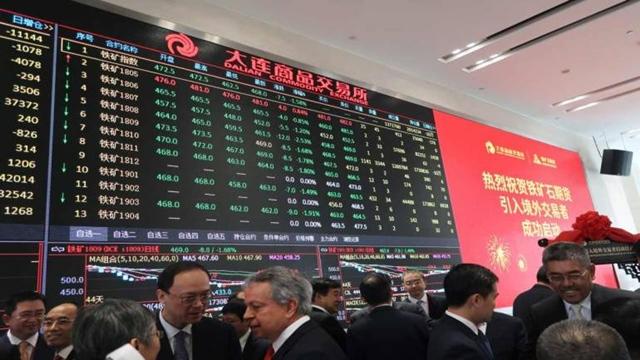 ตลาดหุ้นเอเชียปรับลงในแดนลบ เหตุวิตกสถานการณ์ตะวันออกกลาง
