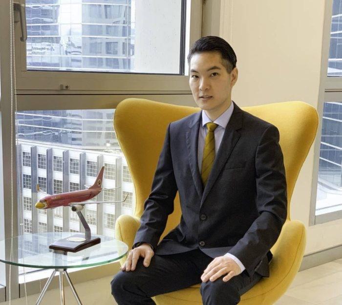 """นกแอร์ ตั้ง """"วุฒิภูมิ จุฬางกูร"""" เป็น CEO คนใหม่"""