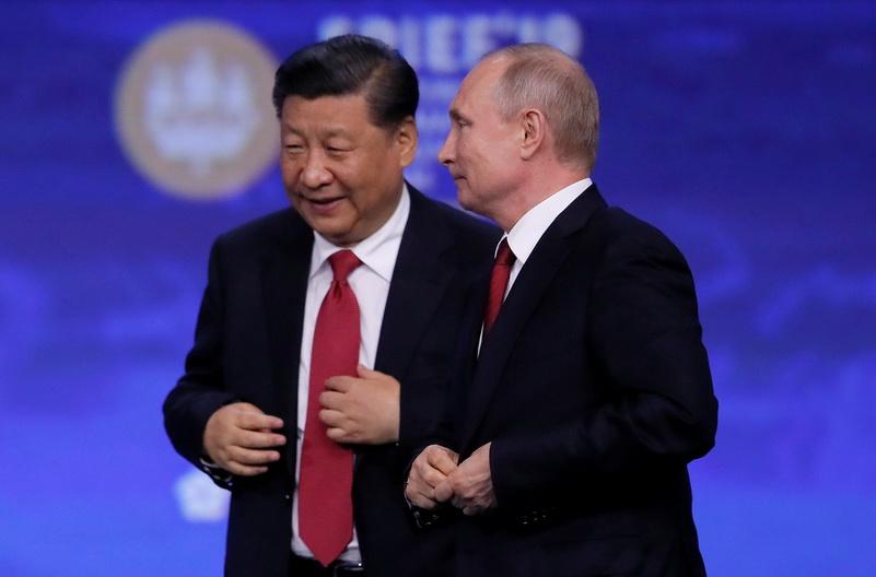 Weekend Focus: 'ปูติน-สี' กระชับมิตรคานอำนาจอเมริกา รัสเซียไฟเขียว 'หัวเว่ย' บุกเบิกเครือข่าย 5G