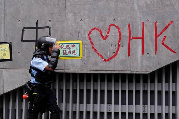 จีนเรียกทูตสหรัฐฯ เข้าพบด่วน อย่าแทรกแซงกิจการภายในฮ่องกง