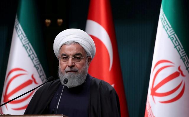 """ผู้นำอิหร่านขู่แหกข้อตกลงนิวเคลียร์อีก หากไม่เห็น """"สัญญาณเชิงบวก"""""""
