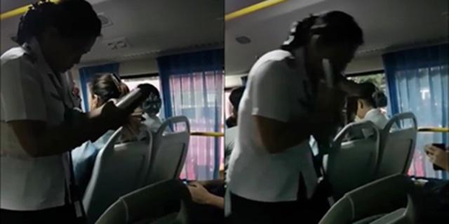 ผู้โดยสารอดใจไม่ไหว! ถ่ายคลิปกระเป๋ารถเมล์ยกมือไหว้ขอบคุณผู้โดยสารทีละคน (ชมคลิป)