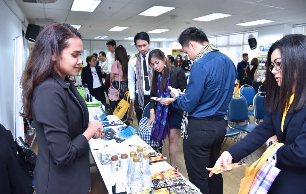 กรมพัฒน์ฯ จัดเวทีเจรจาจับคู่ธุรกิจแฟรนไชส์ไทยกับนักธุรกิจกัมพูชา ตกลงซื้อขาย 10 ล้าน