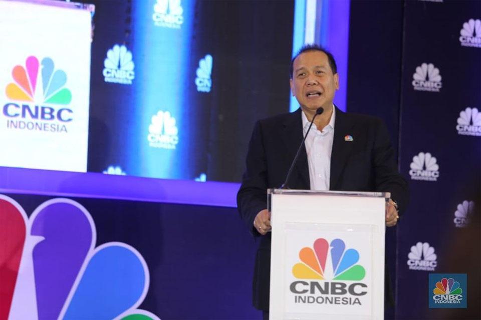 ชัยรุล แทนจุง (Chairul Tanjung) ประธานกรรมการ ซีที คอร์ป อินโดนีเซีย (ภาพ : CNBCIndonesia.com)