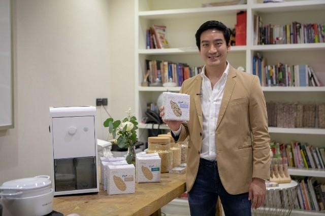 กลุ่มบริษัท CLP จับมือ หมอโอ๊ค สมิทธิ์ อารยะสกุล เปิดตัว maiko+ เครื่องขัดข้าวสำหรับใช้ในบ้าน พร้อมข้าวหลากหลายทางเลือก ให้ประโยชน์ตรงกับความต้องการสารอาหารที่แตกต่างของแต่ละคน