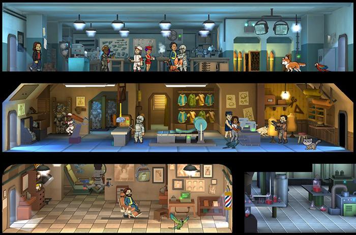 """E3: เบเธสด้า ส่ง """"Fallout Shelter"""" ลงรถเทสล่า"""