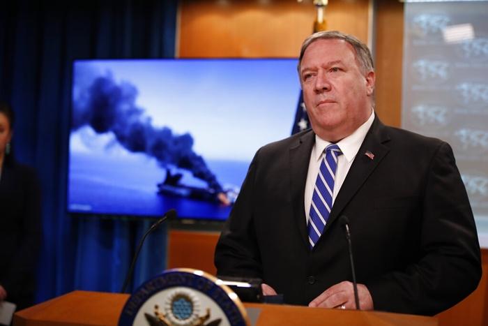 สหรัฐฯต่อสายกล่อมผู้นำเอเชีย-ยุโรป  ร่วมจัดการ'อิหร่าน'ฐานโจมตีเรือน้ำมัน