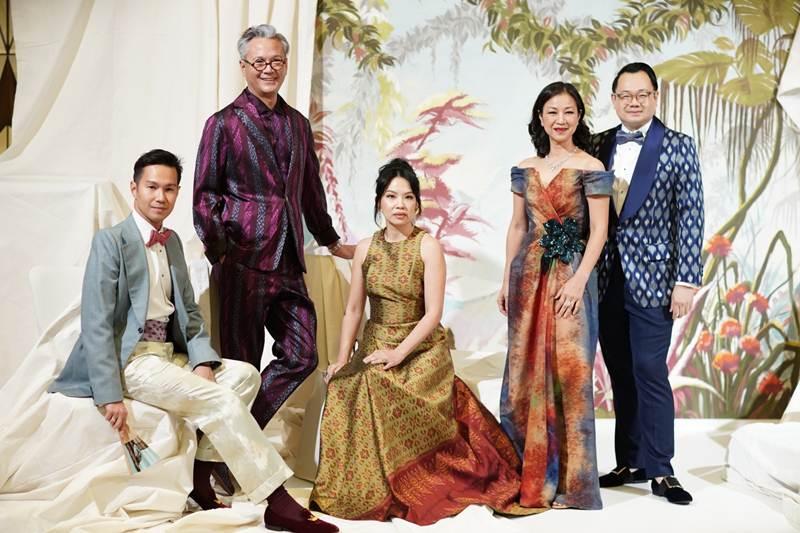 """""""Vogue Gala 2019"""" โชว์ความงามของผ้าไทย"""