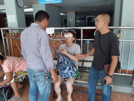 ตร.ซ้อนแผนจับผัวชาวจีนนักท่องเที่ยว ผลักเมียตกหน้าผา หวังฮุบสมบัติ