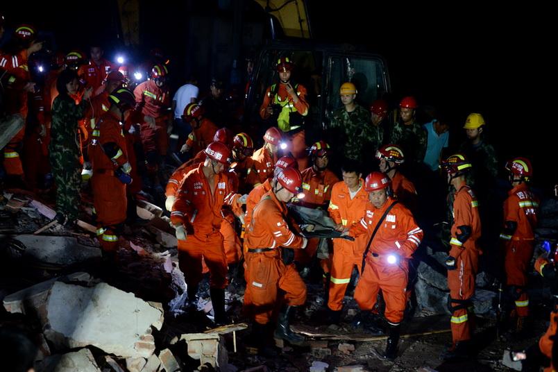 แผ่นดินไหวรุนแรงใน 'มณฑลเสฉวน' คร่าแล้ว 11 ศพ-บาดเจ็บ 122 คน