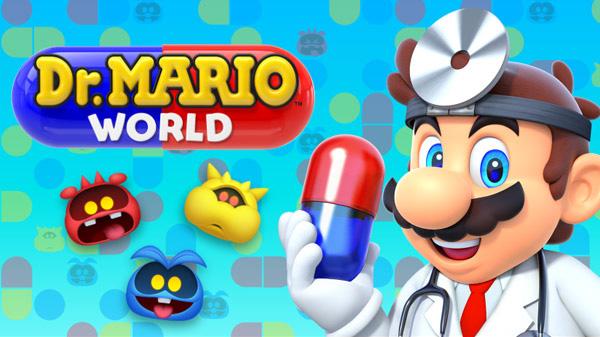 """นินเทนโดส่ง """"Dr. Mario World"""" ลงโมบาย 10 ก.ค."""