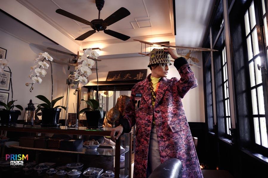 Fashion Instinct มาร์ค-มรุวุตม์บูรณศิลปิน