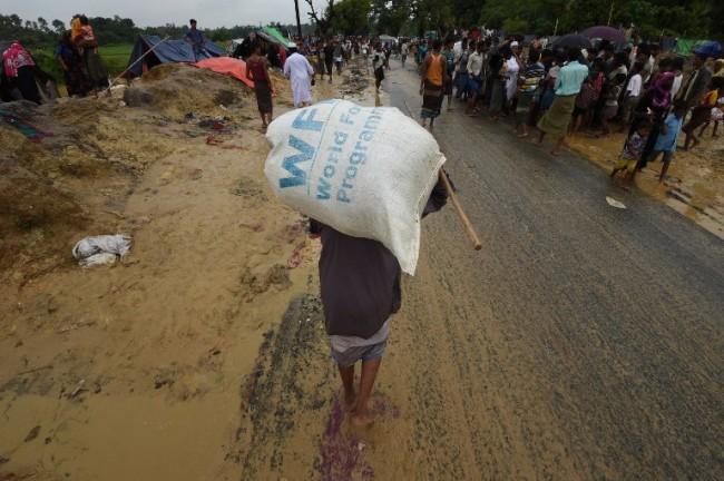 สหประชาชาติเตือนปรับลดความช่วยเหลือหลังพม่าปิดค่ายโรฮิงญา