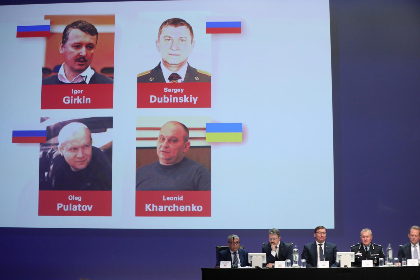 3 ชาวรัสเซีย 1 ชาวยูเครน ตกเป็นผู้ต้องหาคดีสอยเที่ยวบิน MH17