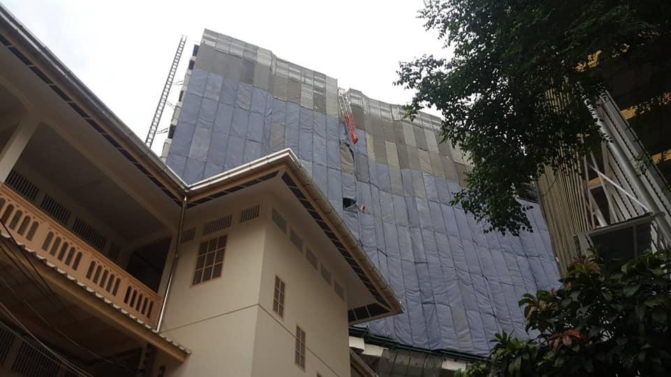 แฉโรงแรมเครนถล่มใส่อัสสัมฯถูกสั่งหยุดก่อสร้างตั้งแต่ เม.ย.แต่แอบทำเรื่อยมา
