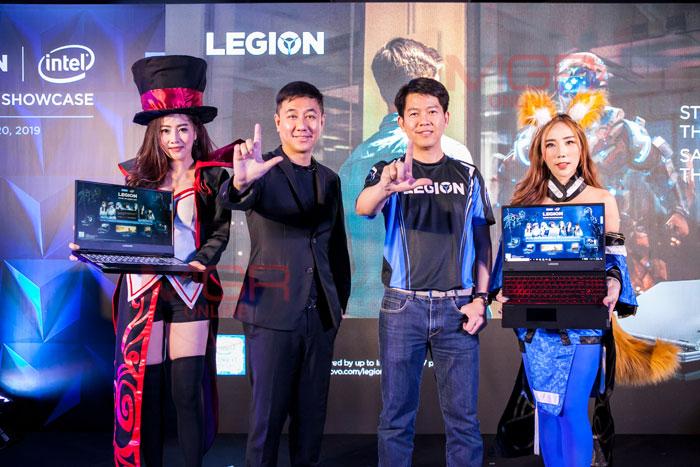 เลอโนโวเปิดตัว 5 ผลิตภัณฑ์เกมมิ่งรุ่นใหม่เสริมทัพ Lenovo Legion