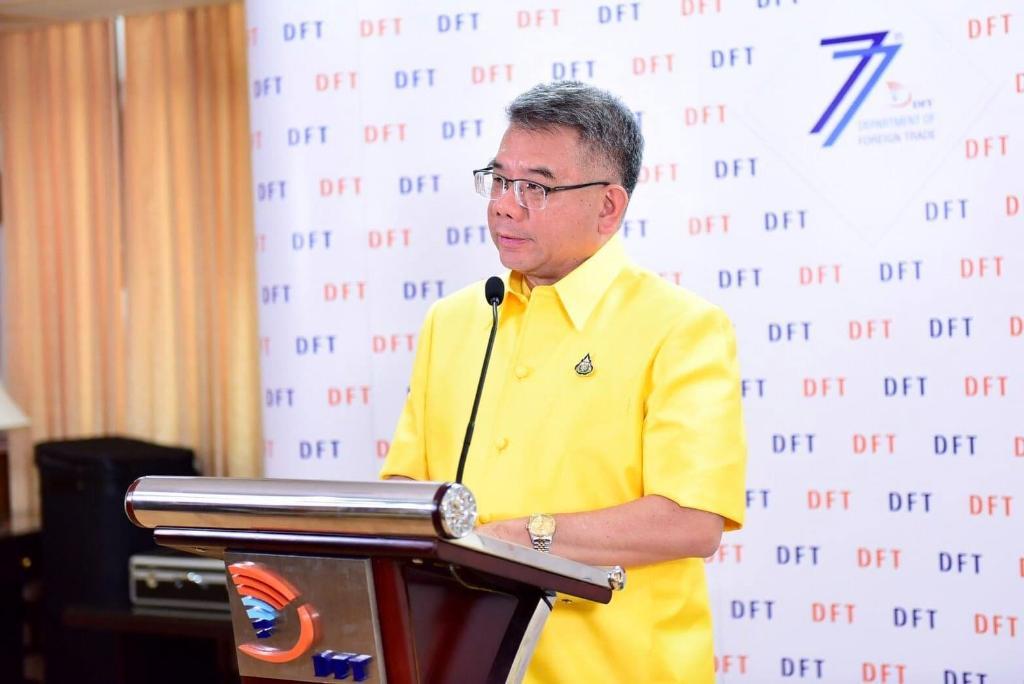 สถาบัน APi นำทัพสินค้าเกษตรนวัตกรรมไทยตะลุยแดนภารตะ