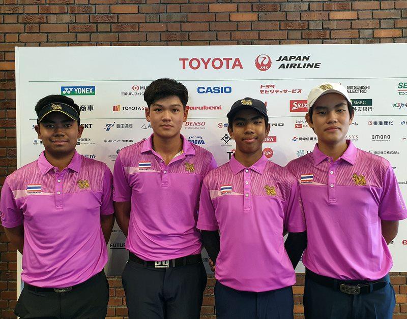 ก้านเหล็กหนุ่มทีมชาติไทยจบอันดับ 5 ศึกเวิลด์คัพ ที่ญี่ปุ่น