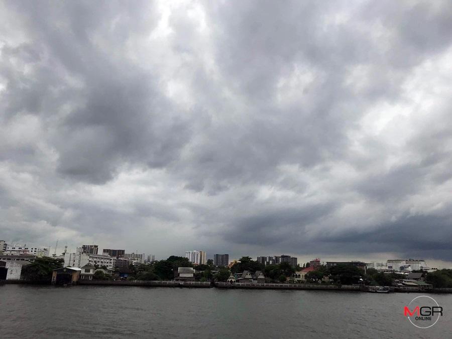 ทั่วไทยฝนยังชุ่มฉ่ำ! กทม. ลดเหลือร้อยละ 20 ตะวันออก-ใต้ ฝนตกหนัก เลี่ยงการเดินเรือทะเลอันดามัน