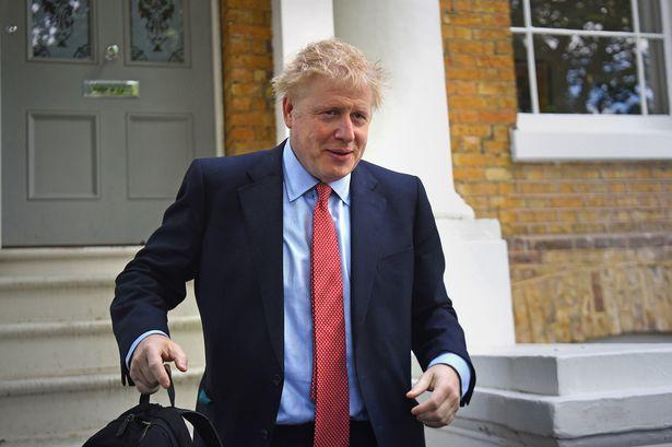 """ตร.อังกฤษถูกเรียกไปบ้าน """"บอริส จอห์นสัน"""" หลังเพื่อนบ้านได้ยินเสียงทะเลาะวิวาท"""