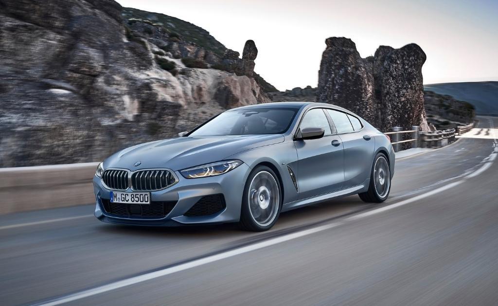 BMW 8 Series Gran Coupe ทางเลือกใหม่แบบ 4 ประตู