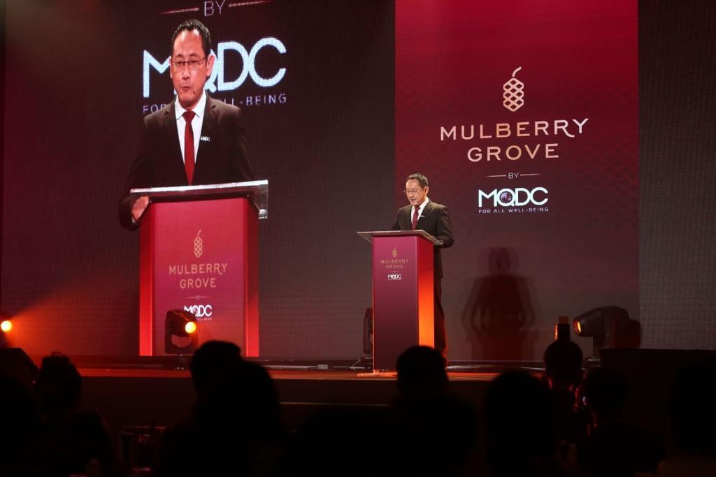 """""""แมกโนเลียฯ""""ผุด3โครงการแบรนด์ใหม่ """"มัลเบอร์รี่ โกรฟ"""" เกือบ 20,000 ล้านบาท"""