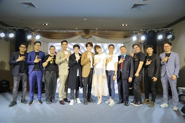 """เปิดตัว 5 ศิลปินสุดฮอตจากเอเชีย ร่วมวาไรตี้โชว์รูปแบบใหม่ """"Vote and Greet"""" พร้อมแฟนมีตติ้งครั้งแรกในประเทศไทย"""