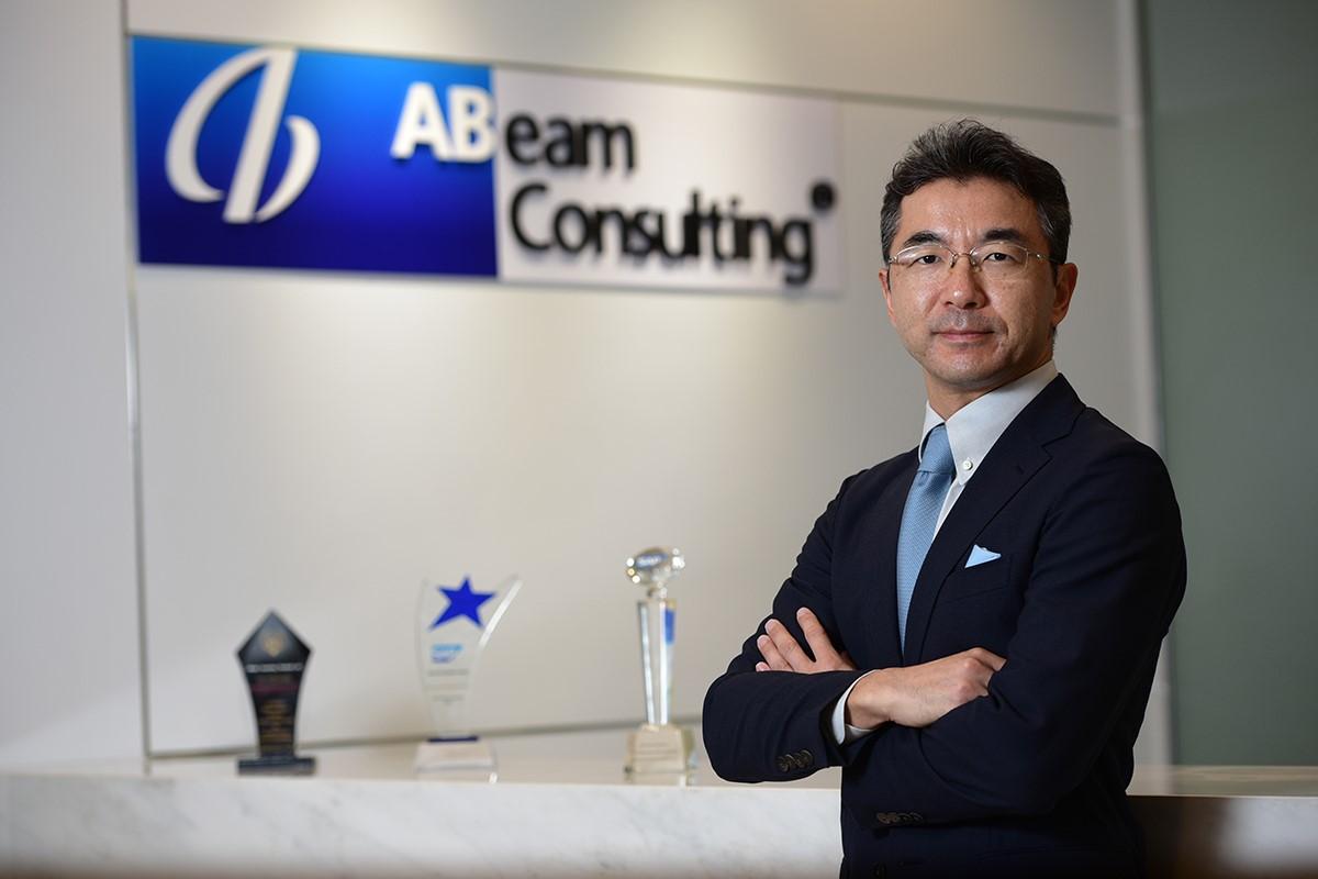 นายอิชิโระ ฮาระ กรรมการผู้จัดการ บริษัท เอบีม คอนซัลติ้ง (ประเทศไทย) จำกัด