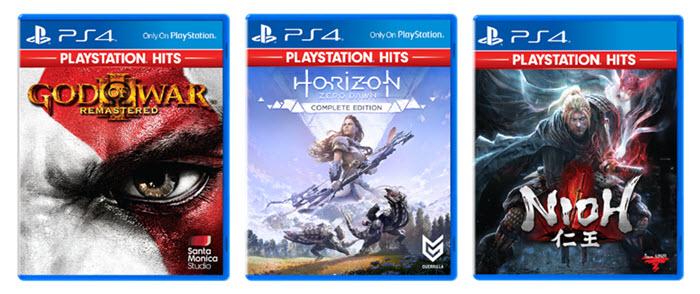 โซนี่ใจป้ำ! เตรียมวางจำหน่าย 3 เกมดังราคาประหยัดบน PS4