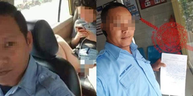 เพจดังล่าตัวจ่อเอาผิดแท็กซี่แอบเซลฟี่ภาพผู้โดยสารอ้าขา ด้านโชเฟอร์แจงเหรียญมีสองด้านเสมอ