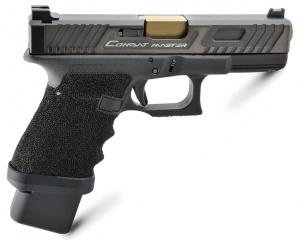 Glock 19 (TTI Combat Master Package) : ใช้กระสุนขนาด 9 ม.ม. เป็นที่ปืนโซเฟียใช้ในฉากกาซาบล็องกา