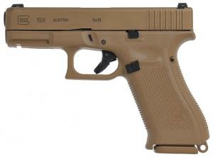 Glock 19X : ใช้กระสุนขนาด 9 ม.ม. เป็นที่จอห์น วิค ใช้ที่กาซาบล็องกา