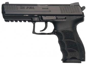 Heckler & Koch P30L: ใช้กระสุนขนาด 9 ม.ม. เป็นปืนที่จอห์น วิค ใช้ในภาค 2 แต่ภาค 3 มันอยู่ในมือนักฆ่าเอเชียในตอนเปิดเรื่อง