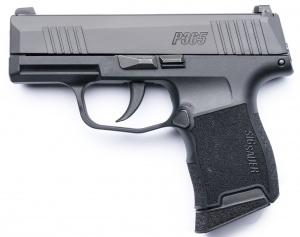 SIG-Sauer P365 : ใช้กระสุนขนาด 9 ม.ม. เป็นปืนที่โซฟีใช้ยิงจอห์น วิค เมื่อแรกพบ